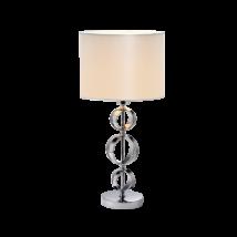 Maya Asztali Lámpa Króm - Elmark