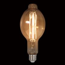 Led Vintage Izzó Dimmelhető/Szabályozható 8W E27 D120 2800-3200K -Arany - Elmark