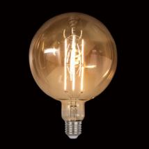 Led Vintage Izzó Dimmelhető/Szabályozható 8W E27 D200 2800-3200K -Arany - Elmark