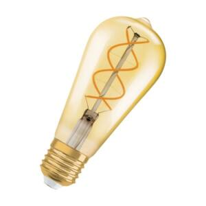 OSRAM Vintage Edison SPIRAL izzó   230V E27 LED EQ25  2000K