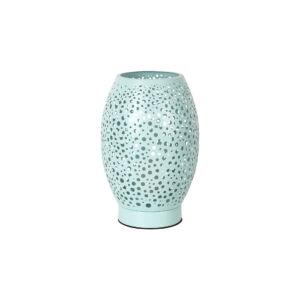 Gerda,Asztali lámpa,E27 1X MAX 15W,menta színű