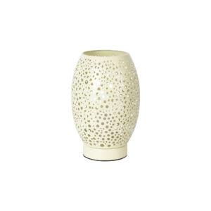 Gerda,Asztali lámpa,E27 1X MAX 15W,sárga