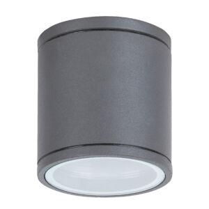 Akron kültéri lámpa fali kerek GU10 35WszürkeIP54