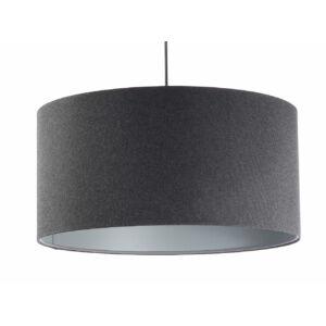 Bps - Glamour - Daminia függeszték lámpa - 40cm - sötétszürke