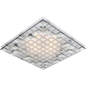 Candellux- MOSAIC mennyezeti lámpa, 2x60W- üveg