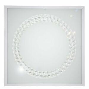 Candellux- LUX mennyezeti lámpa, 16W LED 4000K- fehér
