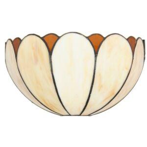 Tesso Tiffany fali lámpa E27 Candellux-21-03556