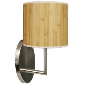 Candellux- TIMBER fali lámpa, 1x40W- fa