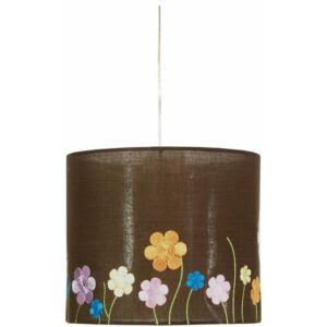 Candellux- GARDEN függeszték lámpa, 1x60W- barna