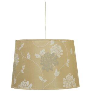 Candellux- KAREN függeszték lámpa, 1x60W- bézs