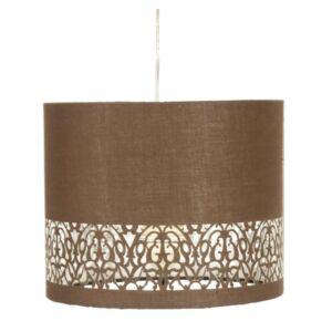 Candellux-ARABESCA függeszték lámpa,1x60W-barna