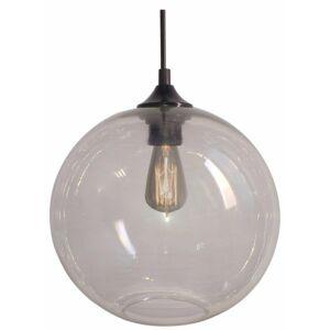 Candellux- EDISON függeszték lámpa, 1x60W- átlátszó
