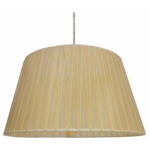 Candellux- TIZIANO függeszték lámpa, 1x60W- arany