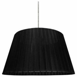 Candellux- TIZIANO függeszték lámpa, 1x60W- fekete