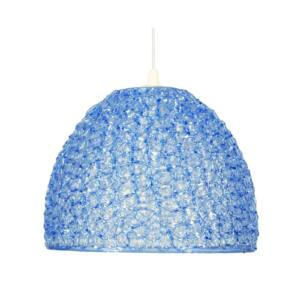 Candellux- CANARIA függeszték lámpa, 1x60W- kék