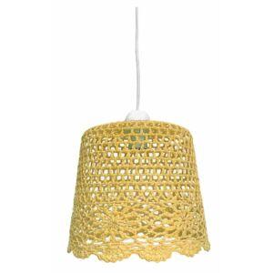 Candellux- NONNA függeszték lámpa, 1x60W- narancssárga