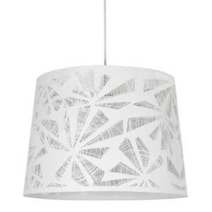 Candellux-ORLANDO  függeszték lámpa, 1x60W- fehér