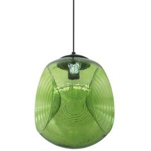 Candellux- CLUB függeszték lámpa, 1x60W- zöld