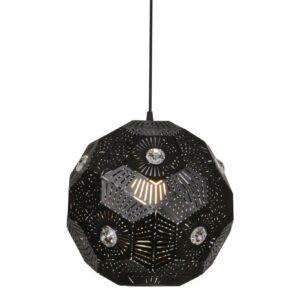 Candellux- EUPHORIA függeszték lámpa, 1x40W- fekete