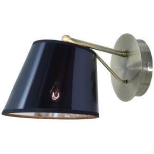 CORTEZ Fali lámpa 1X40W E14 Patinás