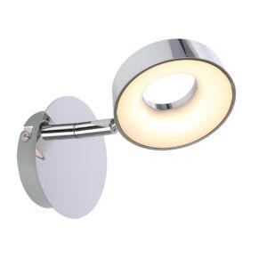 ISLA Fali lámpa 1X4W LED Króm 3000K