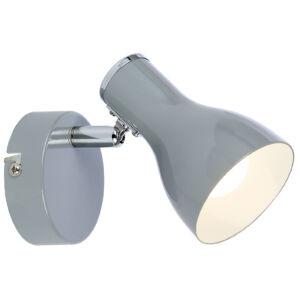 JULIE Fali lámpa 1X40W E14 Szürke