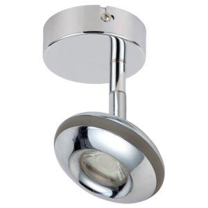 SKIPPER Fali lámpa 1X6W LED COB Króm