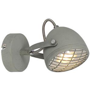 PENT Fali lámpa 1X50W GU10 Világos szürke