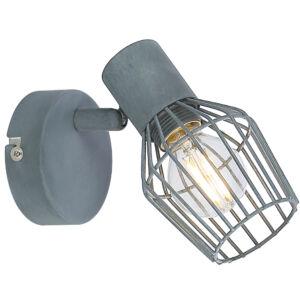 VIKING Fali lámpa 1X40W E14 Szürke