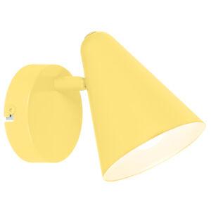 AMOR Fali lámpa 1X40W E14 Banana