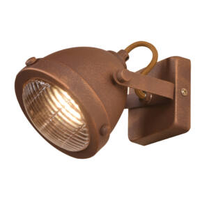 FRODO Fali lámpa 1X40W GU10 Rusty