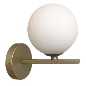 KAMA Fali lámpa 1X28W G9 BRASS