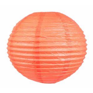 Kokon színes papír gömb barack színű függeszték 50 cm E27-Candellux