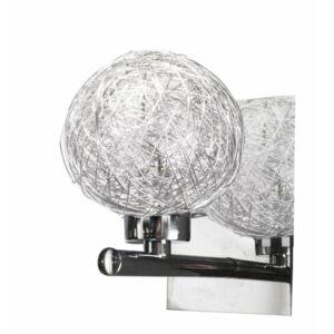Candellux- SPHERE fali lámpa, 1x40W- króm