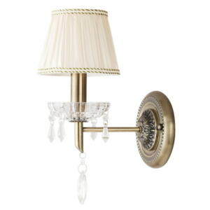 Claudia fali lámpa E14 max 40W bronz  - Rábalux