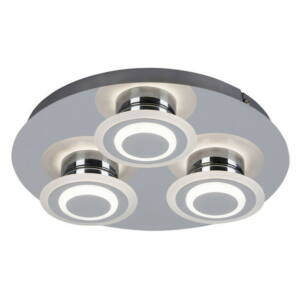 Demna, mennyezeti lámpa beépített LED fényforrással - Rábalux
