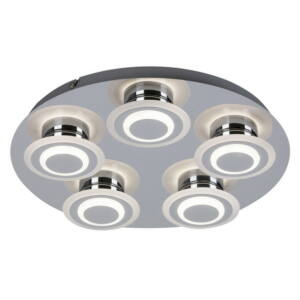 Demna, Mennyezeti beépített LED fényforrással - Rábalux
