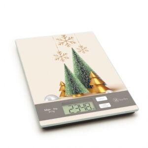 Vag&Arths konyhai mérleg,karácsonyi manó- 5kg