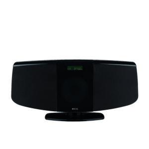 ECG XMS 1111 Mikro Hifi USB lejátszással, fekete