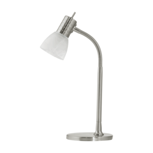 Eglo Asztali Lámpa 1X40W E14 Matt nikkel /Alab.Prince1