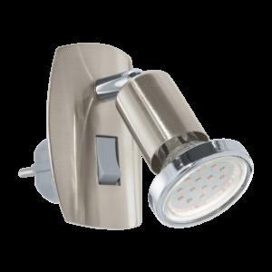 Led dugvillába helyezhető kapcsolható spot lámpa 3W 7X10Cm Fix Mini 4 - Eglo