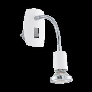Led dugvillába helyezhető kapcsolós fali spot lámpa 3W 7X18Cm Flex Mini 4 - Eglo