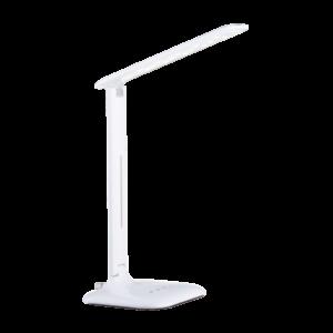 Led-Es Eglo Asztali Lámpa 2,9W Fehér 55Cm Caupo