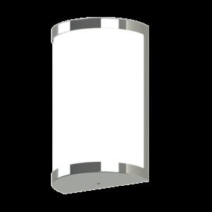 Led-Es Eglo Fali Lámpa 2X4,5W króm/Fehér Cupella