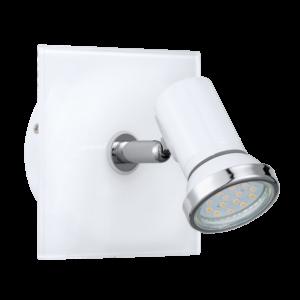Led Eglo Fali Lámpa Gu10 1X3,3Wfh/króm Ip44Tamara