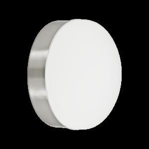 Led-Es Eglo Fali Lámpa 6Wmattnikkel/Fehér Cupella