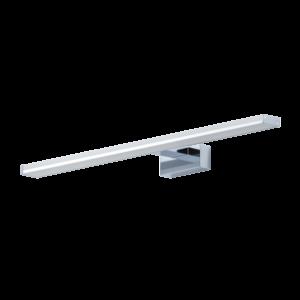 Led Eglo Fali Lámpa 11Wkr/ezüst 60Cm Ip44Pandella