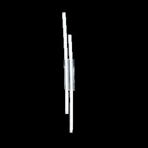 Led-Es Eglo Fali Lámpa 2X3W króm/átlátszó Pertini
