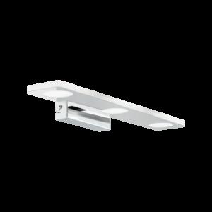Led-Tükörmegvilágító Lámpa 3X4,5W Ip44 króm Cabus