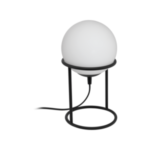 Eglo Asztali Lámpa E14 1X28W Fekete/Fehér castellato1